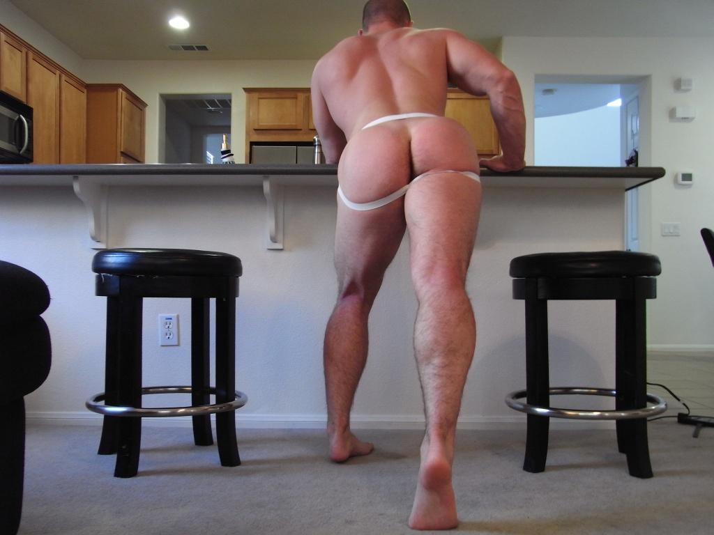 Ashley Starr Muscle Ass