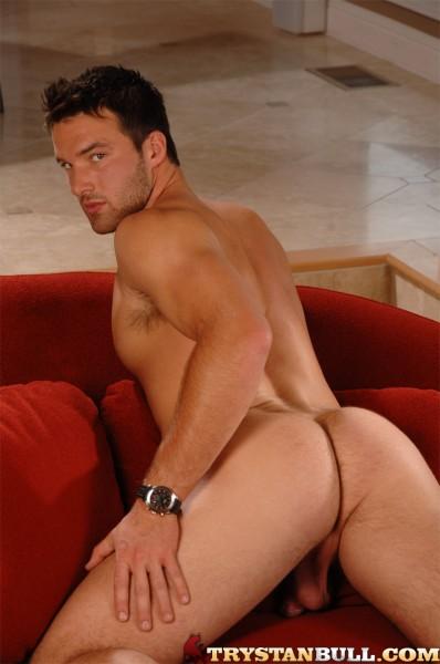 Porn star bull naked