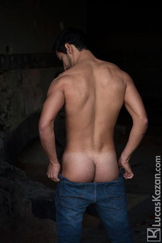 male-butt